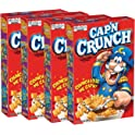 4-Pack Cap'N Crunch Cereal 14 Oz Boxes