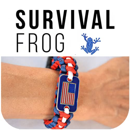 Survival Frog - The Ultimate Survival Kit - Solar Lantern and More