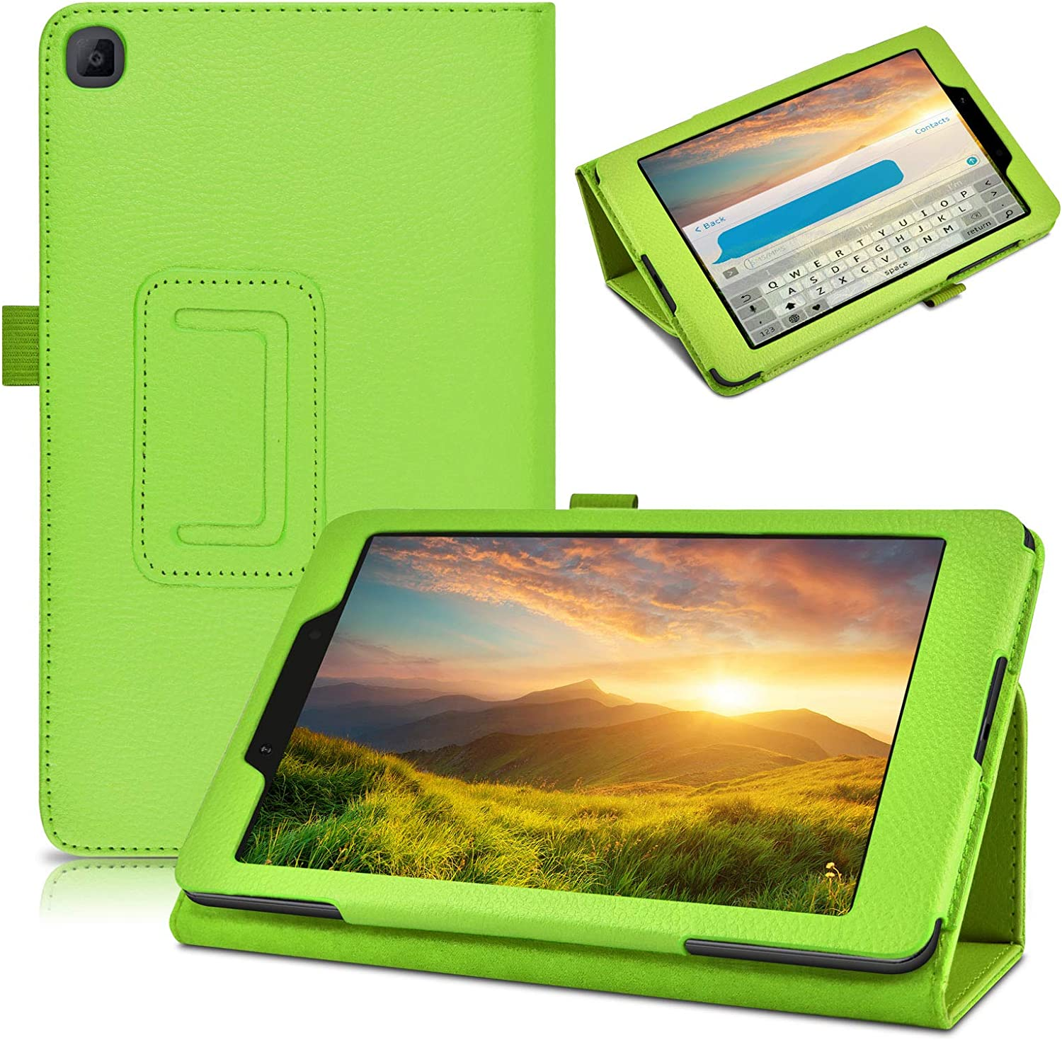 DETUOSI Case for Samsung Elegant Galaxy Tab A Inch Max 50% OFF Without 2019 Pe 8.0 S