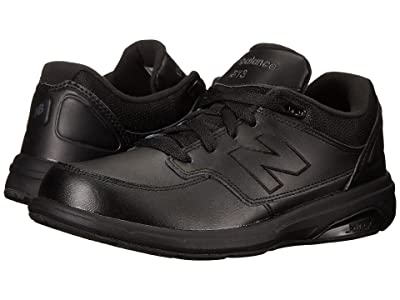 New Balance MW813 (Black/Black) Men