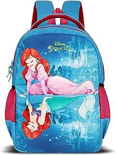 Priority Ariel Teal Blue Casual Backpack Kid's School Bag