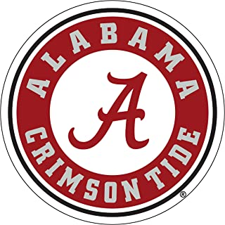 Alabama Crimson Tide Decal