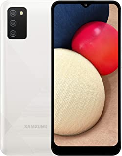 Samsung Galaxy A02s 4G Smartphone 6.5 Inch Infinity-V HD + Screen 3 Rear Cameras 3 GB RAM and 32 GB Expandable Internal Me...
