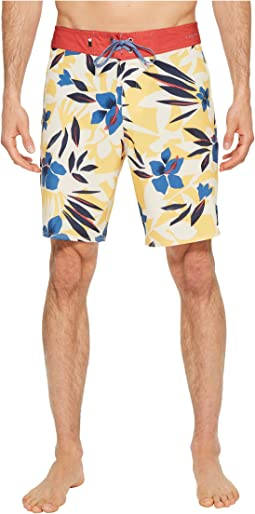 "Quiksilver Highline Techtonics 19"" Boardshorts"