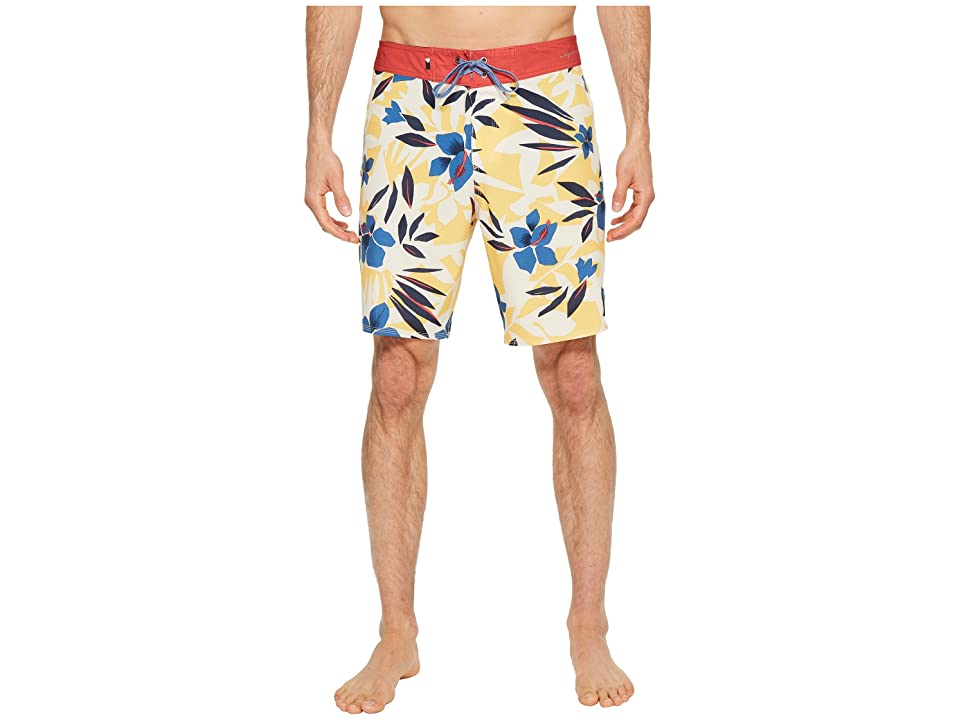 Quiksilver Highline Techtonics 19 Boardshorts (Birch) Men