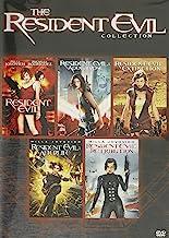 The Resident Evil Collection (Resident Evil / Resident Evil: Apocalypse / Resident Evil: Extinction / Resident Evil: After...