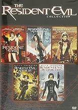 The Resident Evil Collection Resident Evil / Resident Evil: Apocalypse / Resident Evil: Extinction / Resident Evil: Afterlife / Resident Evil: Retribution