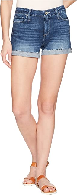 Paige Jimmy Jimmy Shorts w/ Raw Cuff Hem in Kylen