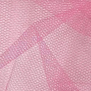 Falk Fabrics Nylon Netting Paris Pink Fabric By The Yard
