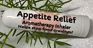 Urban ReLeaf Appetite Relief Aromatherapy Inhaler! Helps Stop Food Cravings. Diet Weight Loss Aid, Hunger Control, Botanic...