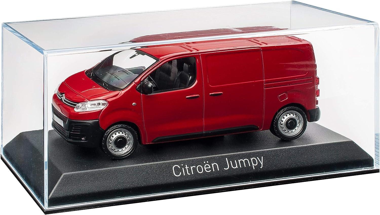 Citroen Jumpy Iii Kasten Rot 3 Generation Ab 2016 Baugleich Mit Spacetourer Peugeot Expert Traveller Toyota Proace 1 43 Norev Modell Auto Mit Individiuellem Wunschkennzeichen Spielzeug