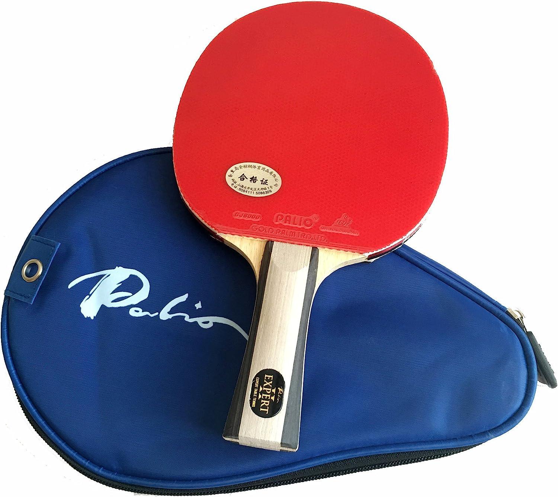 top rated ping pong paddles