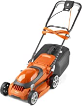 Sponsored Ad – Flymo EasiStore 340R Electric Rotary Lawn Mower - 34 cm Cutting Width, 35 Litre Grass Box, Close Edge Cutti...