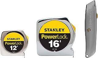 Stanley STHT82397A Tape Measurer & Knife Value Pack