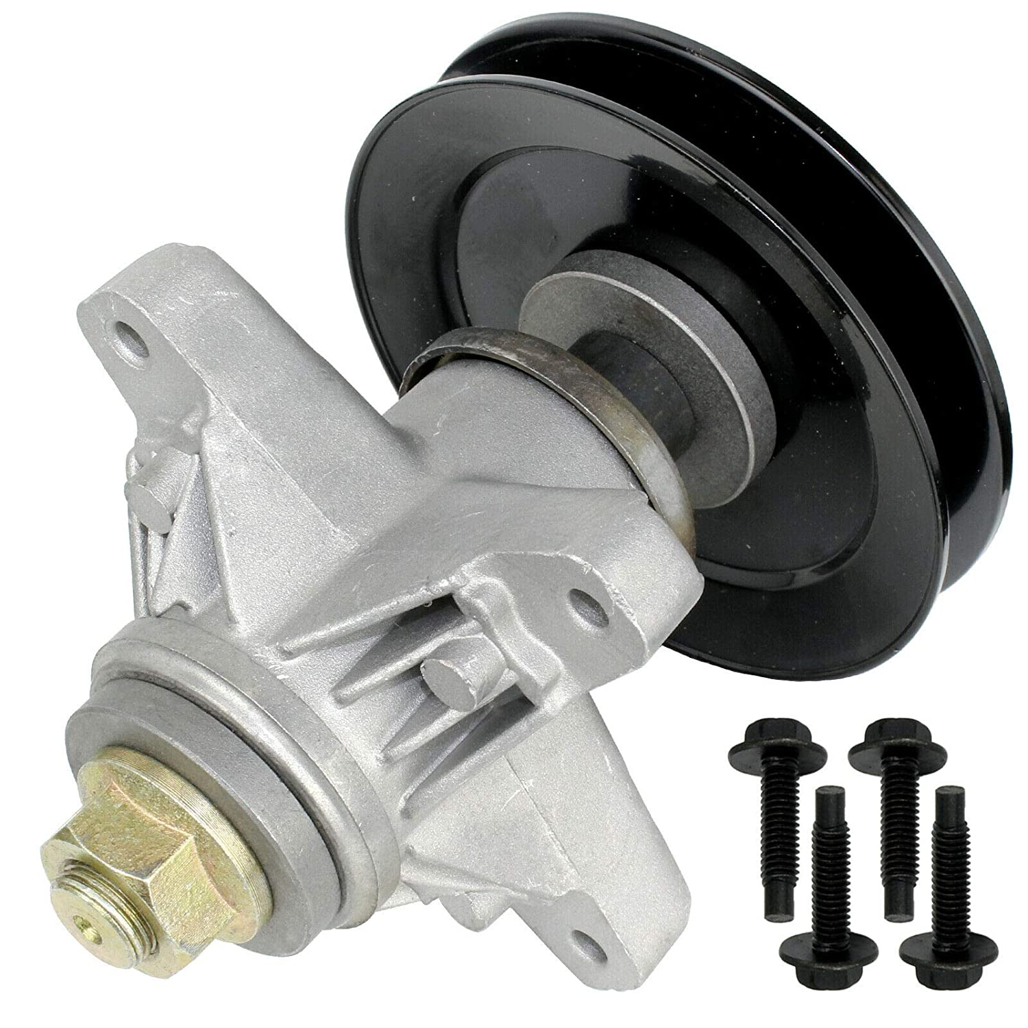 Spindle Clearance SALE! Limited time! Assembly W Pulley for МТD Cub Brand new Саdеt R LT1050 LT1024
