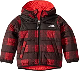 TNF Red Mini Buff Check Print