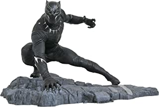 DIAMOND SELECT TOYS Marvel Gallery: Black Panther PVC Figure