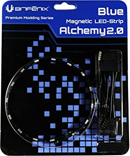 BitFenix Alchemy 2.0 - Cinta luminosa (LED, 1,44 W, 60 lm), color azul