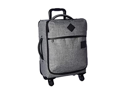 Herschel Supply Co. Highland Carry-On (Raven Crosshatch) Carry on Luggage
