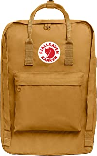"""Fjallraven Unisex-Adult (Luggage Kanken 17"""" Backpack-Black"""
