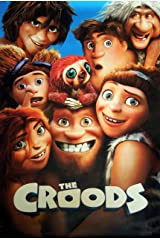 The Croods: Screenplay Kindle Edition