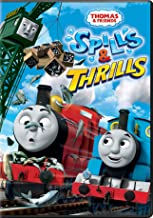 Best thomas and friends spills and thrills book Reviews