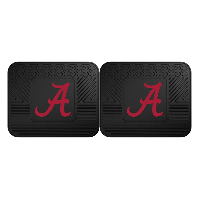 FANMATS 12275 University of Alabama Utility Mat - 2 Piece
