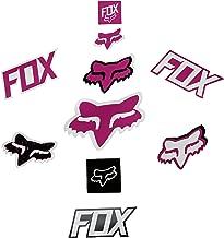 Best pink fox racing stickers Reviews