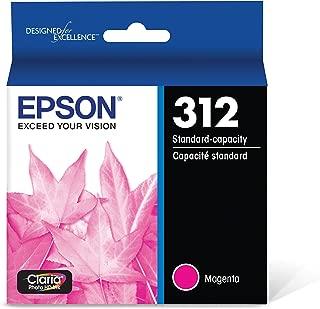 Epson T312320 Claria Photo HD Magenta Standard Capacity Cartridge Ink