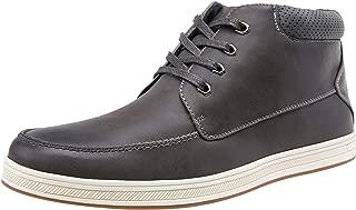 JOUSEN Men's Casual Shoes High Top Fashion Sneaker Lightweight Men Boots Shoes