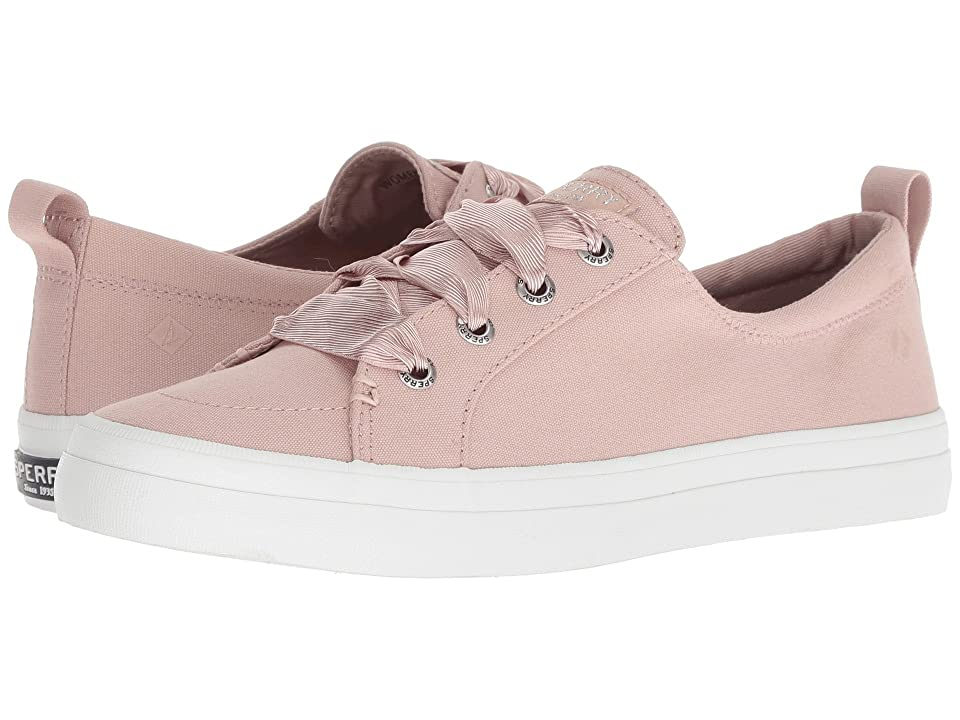 Sperry Crest Vibe Satin Lace (Rose Dust) Women