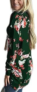 Womens Boho Irregular Long Sleeve Wrap Kimono Cardigans Casual Coverup Coat Tops Outwear S-3XL