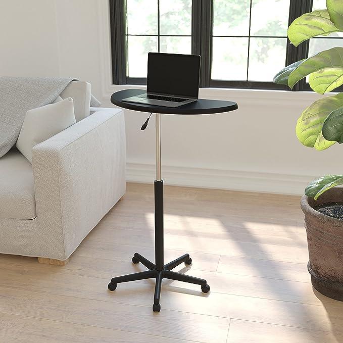 1080 opinioni per Flash Furniture Tavolino per Laptop, per Lavorare in Piedi O Seduti, Mobile,