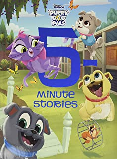 5-Minute Puppy Dog Pals Stories