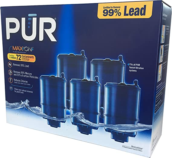 PUR Faucet Mount Replacement Filter