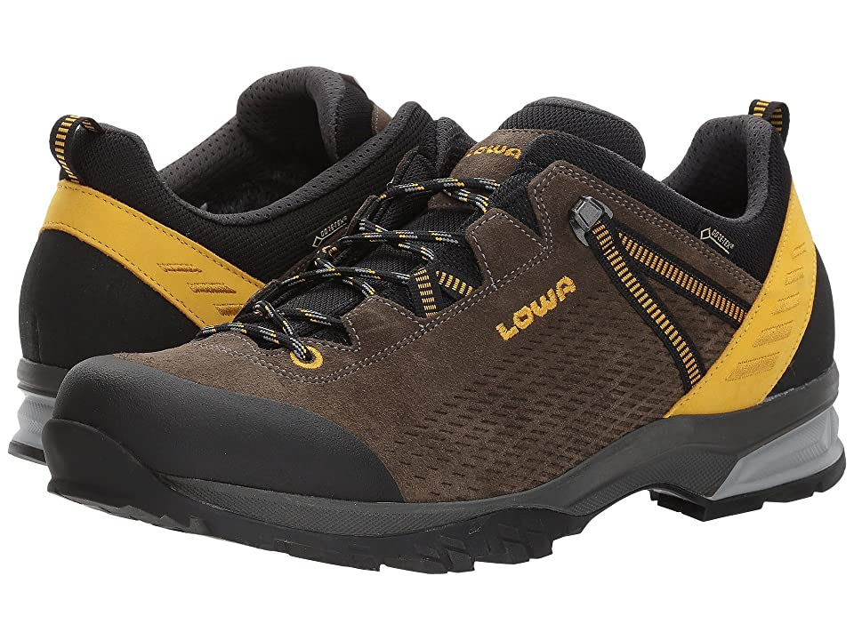 Lowa Arco GTX Lo (Olive/Mustard) Men's Shoes