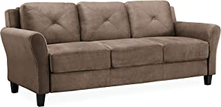 Best brown material couch Reviews
