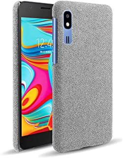 Grandcase Galaxy A2 Core Case,Ultra-thin High Quality Felt Cloth Anti-Fingerprint Shock Absorber Protective Cover for Sams...