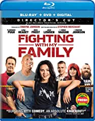 Fighting With My Family debuts on Digital April 30 and on Blu-ray and DVD May 14 from Universal