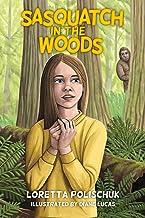 Sasquatch in the Woods