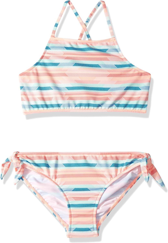 Seafolly Girls Big Tankini Swimsuit Set