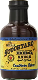 American Stockyard Southern Blues BBQ Sauce, 15.5 Ounce