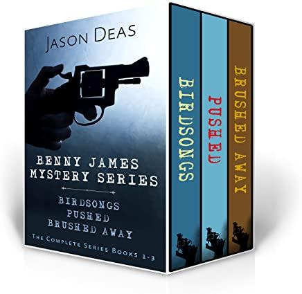 Benny James Mystery Series Box Set (Private Investigator) (English Edition)