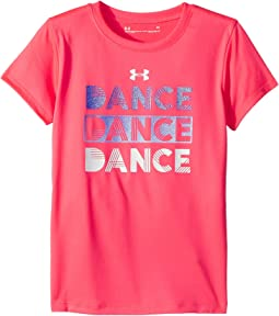 Under Armour Kids - Dance Short Sleeve Tee (Little Kids)