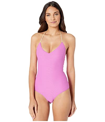 CALi DREAMiNG Andromeda One-Piece (Electric Violet) Women