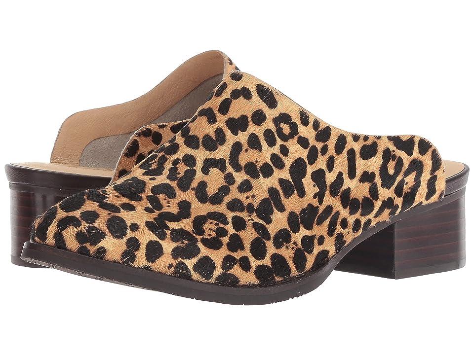Sbicca Damsel (Black/Leopard) Women