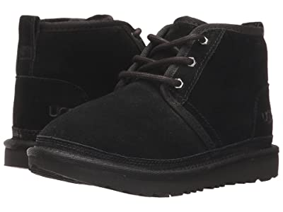 UGG Kids Neumel II (Little Kid/Big Kid) (Black) Kid