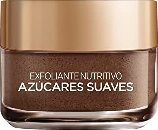 LOreal Paris - Dermo Expertise Exfoliante Facial Nutritivo Azúcares Suaves - 50 ml