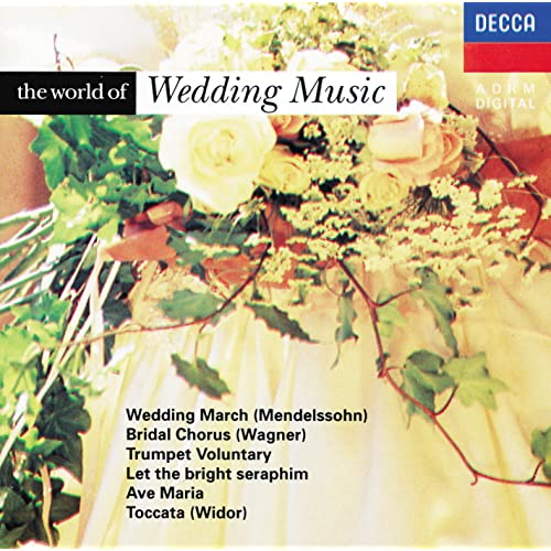 The World of Wedding Music by Various artists on Amazon Music