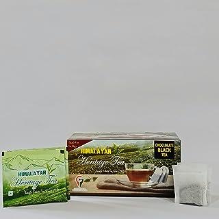 Himalayan Heritage's Chocolate Black Tea Bags ( 25 Tea Bags)